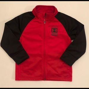 Under Armour 2T Red Jacket